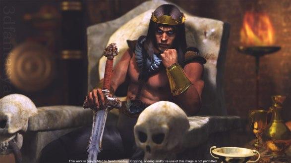 King Conan
