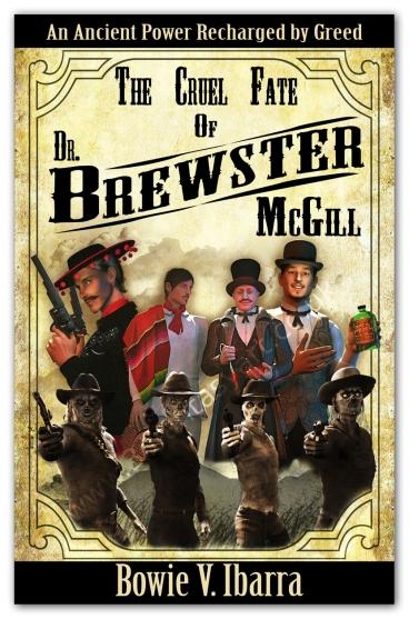 Dr Brewster McGill